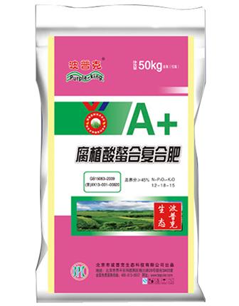 腐殖酸螯合肥